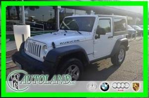 Jeep wrangler unlimited 2.8 crd dpf rubicon