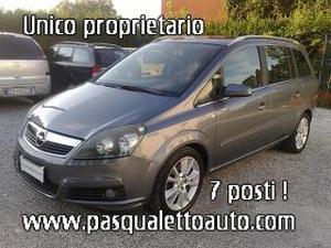 Opel zafira unico prop. 1.9 cdti 120cv cosmo