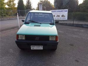 Fiat panda 4x4 benzina-metano