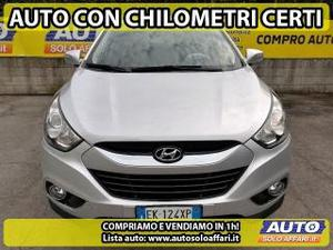 Hyundai ix gpl autom. 4wd xpossible