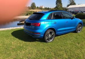 Audi q3 audi q3 2.0 tdi 177 cv quattro s tronic panorama