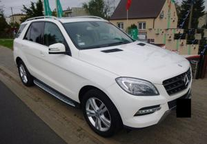 Mercedes-benz ml 350 mercedes-benz ml cv 4matic 7g