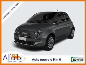 """FIAT 500 Nuova 1.2 Lounge Radio 7"""" + Apple CarPlay/Android"""