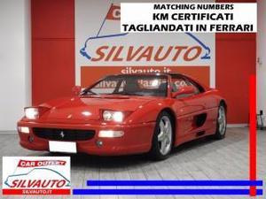 Ferrari f355 gts cambio manuale - iscritta asi con crs