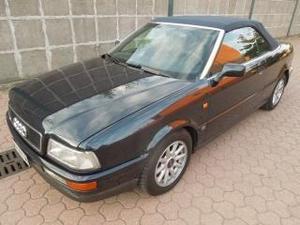Audi cabriolet cabrio 2.0 e cat iscritta asi targhe