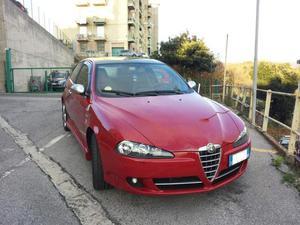 Alfa Romeo 147 restyling Black Line