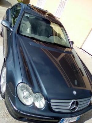 Attenzione vendo stupenda Mercedes clk 200 Kompressor.