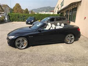 BMW M4 BMW M4 Cabrio 317KW 431CV FULL FULL OPTIONALS rif.