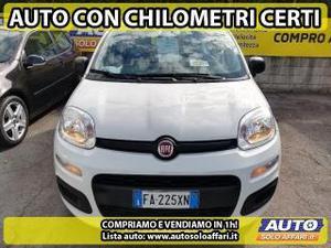 Fiat panda 1.3 diesel 95cv s&s easy garanzia 12m