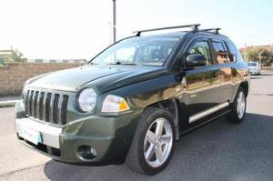 Jeep compass 2.0 turbodiesel limited