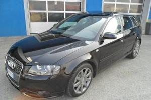 Audi a3 spb 2.0 tdi f.ap. s tr. ambiente sline