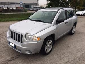 Jeep compass 2.0 turbodiesel dpf limited