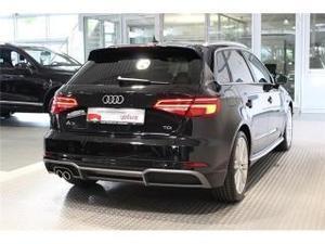 Audi a3 spb 2.0 tdi s tronic 2x s line xeno navi virtuale