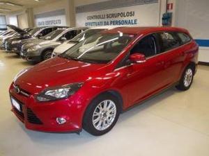 Ford focus 16 tdci 115cv sw titanium bs