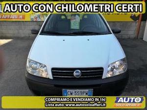 Fiat punto 1.2 5p unico proprietario