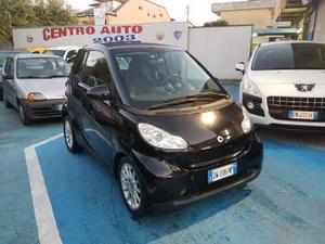 Smart ForTwo Cabrio  kW cabrio passion cdi