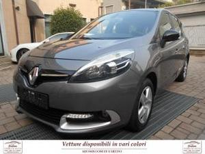 Renault scenic grand scénic 1.5 dci 110cv limited