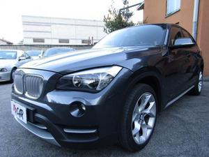 BMW X1 sDrive16d X Line MANUALE *  KM REALI * rif.