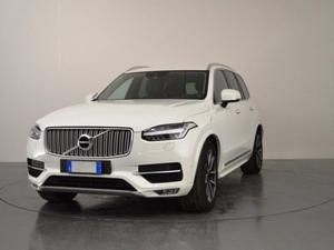Volvo XC90 XC90 D5 AWD Geartronic Inscription