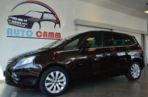 Opel zafira 2.0 cdti 110cv cosmo 7 posti