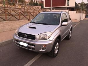 Toyota Rav4 D-4D 3P Sol 4X4