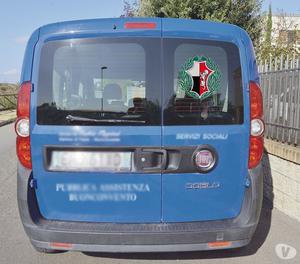 Fiat Doblò Trasporto Disabili Gruetta Solleva Persone