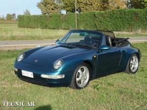 Porsche 911 carrera 2 cabriolet 285cv
