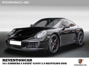 Porsche 911 carrera s coupe' cv pdk