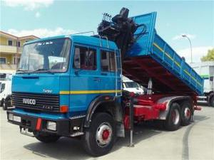Iveco lkw/trucks  gru heila  sfili + antenna e