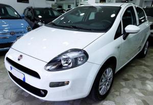 Fiat Punto 1.2 8v 5 porte Lounge Euro 6 aprile