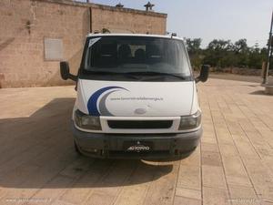 Ford Transit Doppia Cabina Cassone