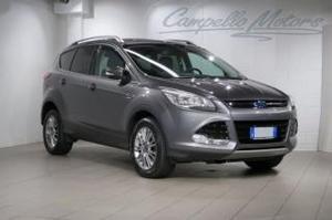 Ford kuga kuga 2.0 tdci 163 cv powershift 4wd titanium