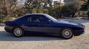 BMW 850 i CAMBIO MANUALE  km ORIGINALI E CERTIFICATI