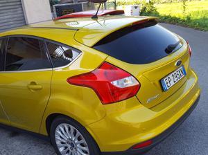 Ford Focus tdci titanium