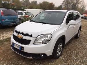 Chevrolet orlando 2.0 diesel 130cv lt