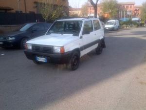Fiat Panda 4X4 13 unita' disponibili !