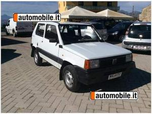 Fiat panda 4x4 anno