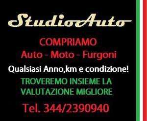 ACQUISTO AUTO FURGONI E MOTO - MAX SERIETA'