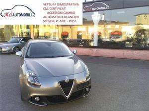 ALFA ROMEO Giulietta 1.6 JTDM TCT SUPER 5/P 120 CV. rif.