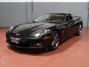Corvette c6 coupe 6.2 v8 aut. coupé