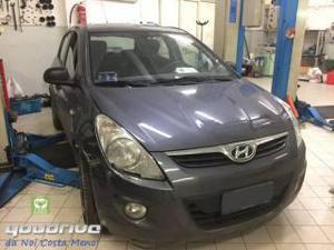 Hyundai ip. con gpl. vettura da riparare!!