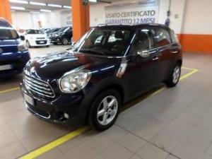 Mini mini 16 one d countryman