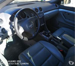 Audi a4 cabrio alimentata a GPL.