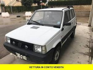 Fiat panda fiat panda 4x4 benzina
