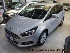 Ford s-max 2.0 tdci 150cv titanium pack auto guida assistita