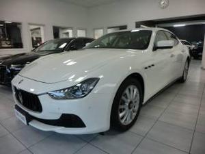 Maserati ghibli 3.0 diesel prezzo promo winter