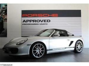 PorscheBOXSTER SPYDER V