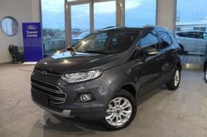 Ford ecosport 1.5 tdci 95 cv titanium