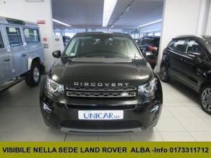 LAND ROVER Discovery Sport 2.0 TD CV SE C.AUTOMATICO