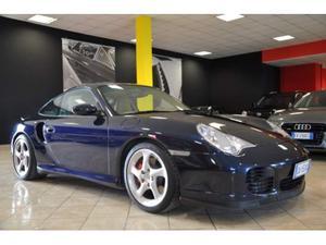 PORSCHE 911 Turbo Tiptronic KM*TETTO-SERVICE PORSCHE*